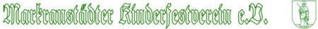 Logo des Markranstädter Kinderfestvereins