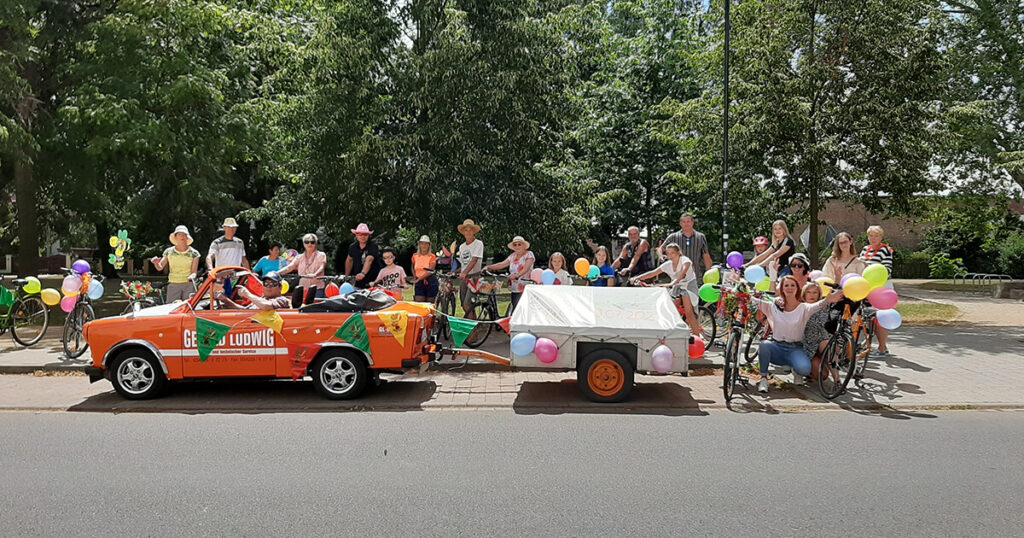Umzug Markranstädter Kinderfest 2020