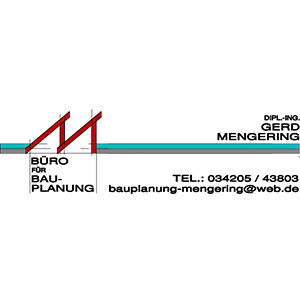 Gerd Mengering Büro für Bauplanung
