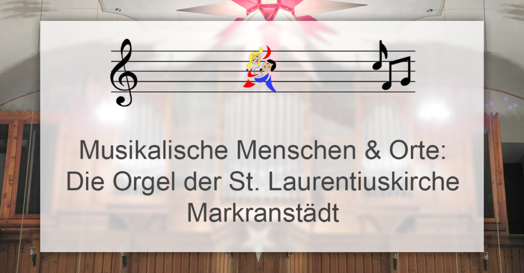 Teaser Orgel Kirche Markranstädt