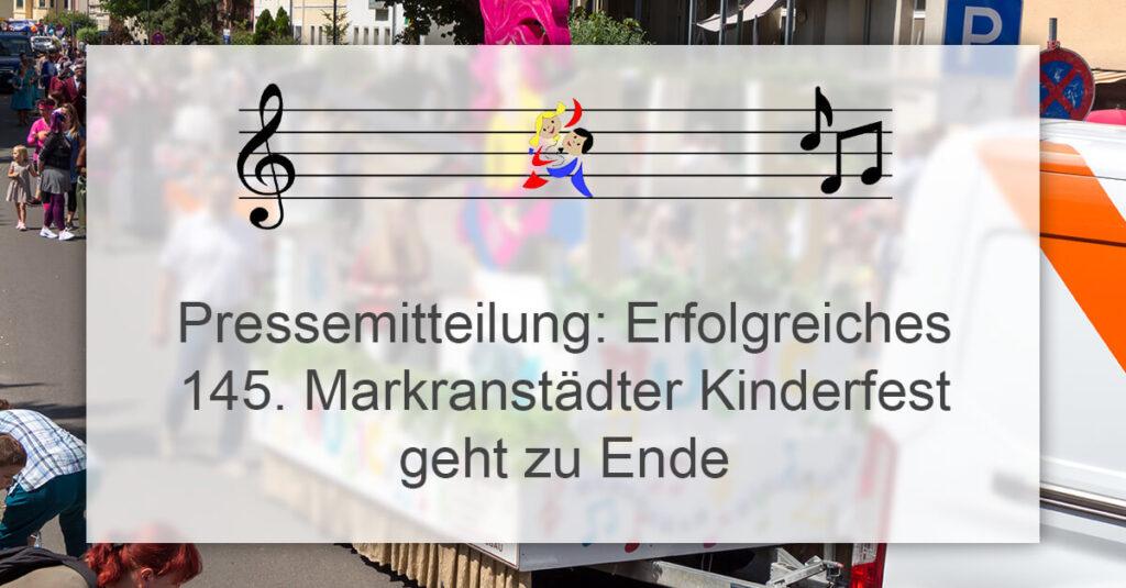 Teaser PM Kinderfest Ende